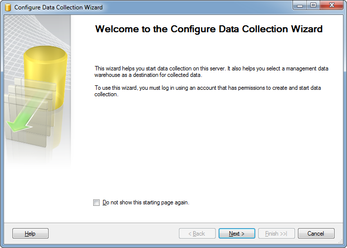ConfigureDataCollectionWizard
