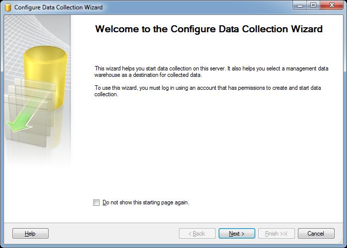 ConfigureDataCollectionWizard