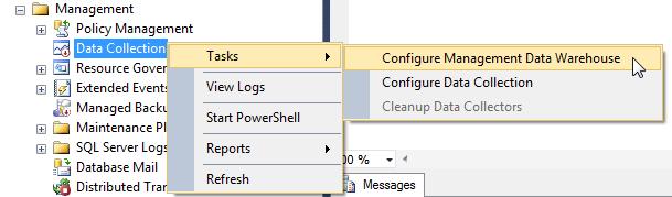 configure_management_datawarehouse